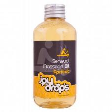Joy Drops Sensual Massage Oil – 250ml – Apricot